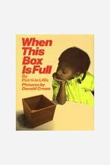 By Patricia Lillie - When This Box is Full (1993-10-16) [Hardcover] Hardcover