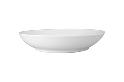 BIA Cordon Bleu 24-Ounce Epoch Pasta Bowl, Set of 4, - Coupe White