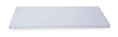 Steel Shelf, Light Gray, 5 PK