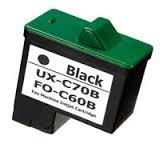 AIM @ Sharp Compatible UX-B20/B700 Black Fax Inkjet (700 Page Yield) (UX-C70B) - Generic