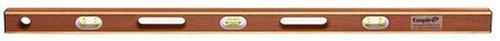 Empire 990BB-48 48-Inch Brass Bound Mahogany -
