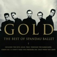 Gold-Best of (Gold The Best Of Spandau Ballet)