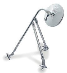 Fender Mount Mirror - Grote 28443 Conventional Fender-Mount Mirror (Stainless Steel Assembly with Mirror)