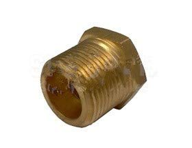 Aeronautical Standard AN912-10 Copper Bushing, Pipe Thread Reducer