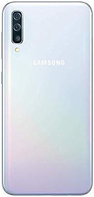 Samsung Galaxy A50 Dual Sim, 128 GB, 4GB RAM, 4G LTE, White, UAE