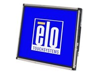 Elo 1739L Open-Frame Touchscreen LCD Monitor - 17-Inch - 1280 x 1024-5:4 - Steel, Black