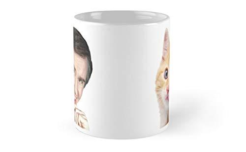 I'm Alan Partridge - Alan and Cat Mug Mug(One Size)