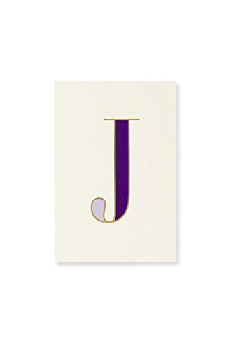 Kate Spade New York Initial Notepad (J)