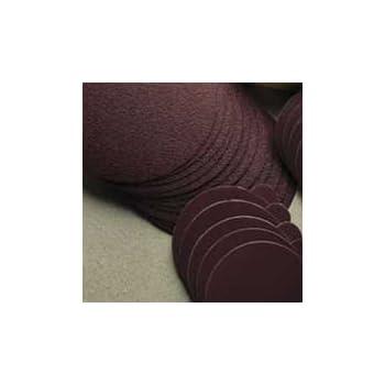 Qty Mirka Hiolit 56-332-120 5 PSA Cloth Disc 120 Grit 50