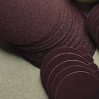 Mirka Hiolit 56-332-120 5 PSA Cloth Disc 120 Grit Qty 50