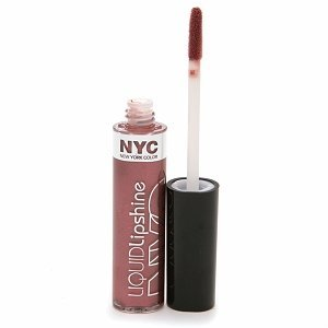 NYC LIQUID LIPSHINE #588 BIG APPLE SPICE