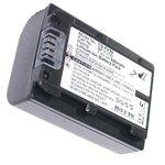 600mAh Battery for Sony HDR TG1 TG3 TG5, DSC HX1, DSLR A230 A330, DCR SR68 SR78 SR300 SX63 SX44, HDR CX110 HC7 UX5 UX7,