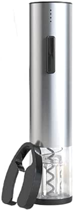 Sacacorchos Vino eléctrico para Vino Material de aleación Aluminio sacacorchos,