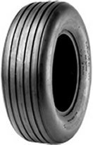 Galaxy 544153 11L-15 D TL 8-ply Farm Implement Agricultural Tire with 2,540 lb load capacity and maximum inflation of 36 PSI