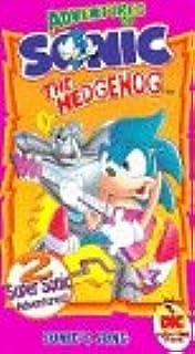 Amazon Com The Adventures Of Sonic The Hedgehog Sonic S Song Vhs Sonic The Hedgehog Movies Tv