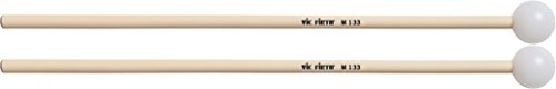 Vic Firth Orchestral Series Keyboard -- Medium Poly (Keyboard Medium Mallets Series)