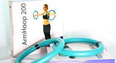 Sports Hula Hoop for Workout - ARMHOOP 200 - box 200 gram. 2 - Fitness Hoop Hula