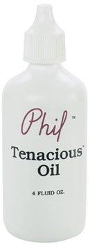 Phil Wood Tenacious Oil 4oz Drip Lube. 117916