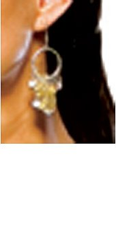 Movie 300 Spartn Queen Earring ()