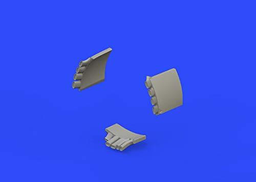 Eduard Brassin 1:48 Fw 190A Exhaust Stacks Detail Set 648381 -  AEDU648381