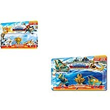 Kids Fun with Skylanders Superchargers Sea Racing Action Pack and Sky Racing Action Pack