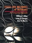 Statics and Mechanics of Materials: An IntegratedApproach
