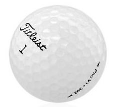 Titleist Pro V1 392 AAA Used Golf Balls, 50-Pack, Best Deal on Amazon (Best Deal On Pro V1 Golf Balls)