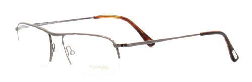 Tom Ford FT5211 Eyeglasses - 012 Gunmetal - - Glasses Tom Ford Rimless