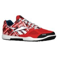 Reebok Men's Crossfit Nano 2.0 Training Shoe, Excellent Red/White/Blue/Steel, 8 M US