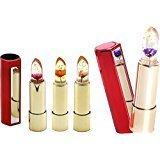 Kailijumei Genuine Flower Jelly Lipstick - Complete Set of 4