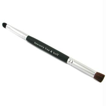 Bare Escentuals Double Ended Heavenly Line & Buff Brush - -