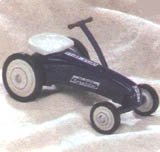 Hallmark Kiddie Car Classics 1963 Garton Speedster – Sidewalk Cruisers Collection
