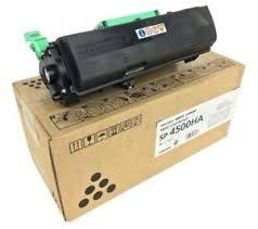 Genuine Brand Name OEM RICOH Print Cartridge for SP 4500HA (12K YLD) 407316
