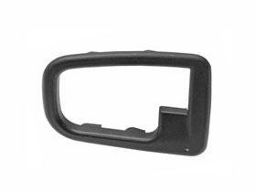 BMW e36 inside door handle Covering Trim Black (LEFT) Brand NEW