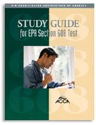 ACCA Study Guide Section Test product image