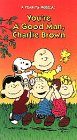 Price comparison product image You're a Good Man,  Charlie Brown: A Peanuts Musical [VHS]