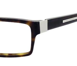 HUGO BOSS EYEGLASSES BS 0104U/U 0086 DARK TORTOISE by HUGO BOSS (Image #1)
