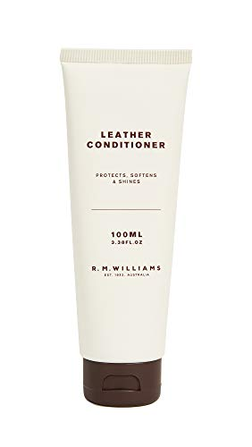 R.M. Williams Men's Leather Conditioner, Natural, One Size