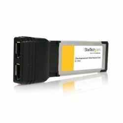 STARTECH.COM 2-port firewire expresscard by STARTECH.COM (Image #1)