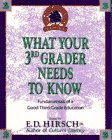 WHAT YOUR 3RD GRADER NEEDS TO KNOW (Core Knowledge Series)