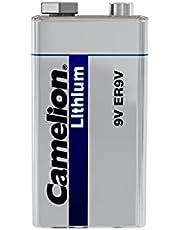Camelion ER9V-BP1 Lithium 1200mAh 9V rechargeable battery - Camelion ER9V-BP1, 1200 mAh, Lithium, 9 V, Multicolour, 1 pc(s)