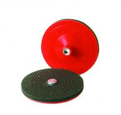 Hope Global Div. Of Nfa Corp Novelty SC3705 Self-Centering Cloth Tie Backing Plate and Buffing Pad
