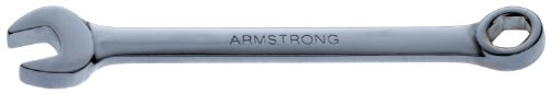 Armstrong 52-017 17mm 6 Point Full Polish Regular Combination Wrench