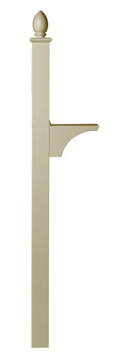 Architectural Mailboxes Decorative Side Mount Post Sand Mount Mailbox Sand
