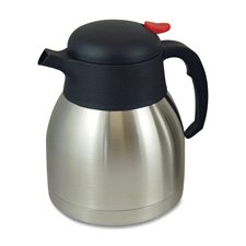 Everyday Vacuum Carafe, 1.0L., Stainless Steel, Sold as 2 Each
