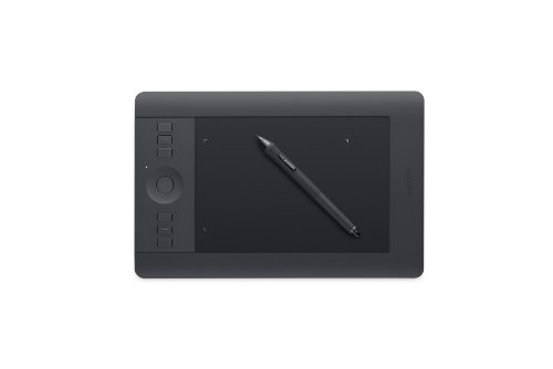 Wacom Intuos Touch Tablet PTH451