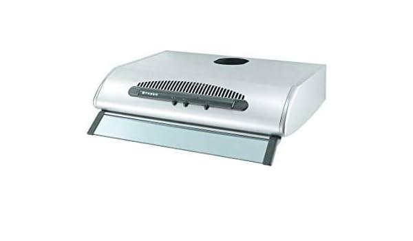 Campana extractora de cocina Canalizada, instalación de pared, 60 cm, modelo TCH02: Amazon.es: Grandes electrodomésticos