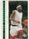 Lebron James 2003 Upper Deck Top Prospects Rookie #55 Miami Heat