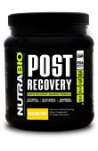 NutraBio POST – Workout Muscle Recovery Supplement - 30 Servings (Passion Fruit)