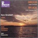 Sibelius: Violin Concerto / Bruch: Violin Concerto No. 1